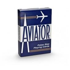 Baralho Aviator Azul