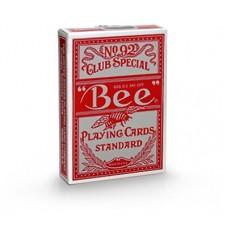 Baralho Bee Club Special Vermelho