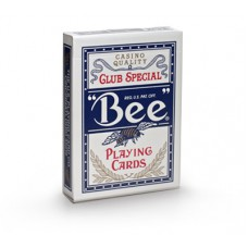 Baralho Bee Club Special Azul