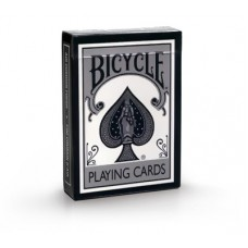 Baralho Bicycle White Silver