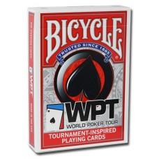 Baralho Bicycle Poker WPT Vermelho