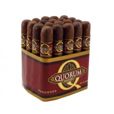 Charuto Quorum Robusto Maduro - Display com 20