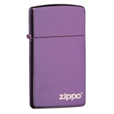 Isqueiro Zippo Classic Slim Abyss 28124 ZL