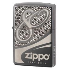 Isqueiro Zippo Edicao Luxo 80 Anos 28249