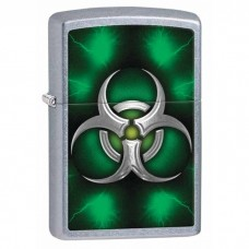 Isqueiro Zippo Biohazard Green 28853