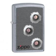 Isqueiro Zippo Bullet Holes 28870